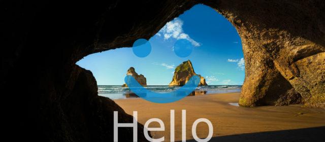 Feeling Unrecognized (Windows Hello)